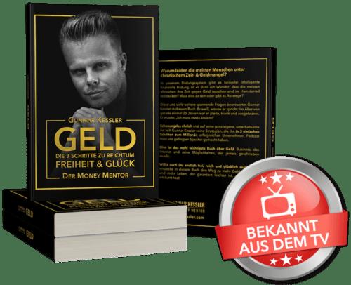 Geld - das Buch - von Gunar Kessler