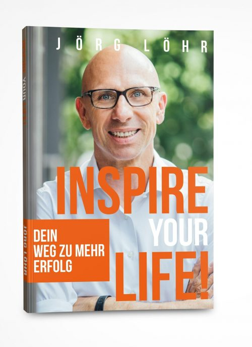 Inspire your Life - Buch.