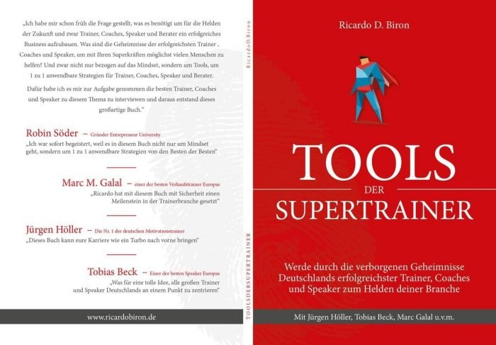 Tools der Supertrainer - Komplett-Cover.
