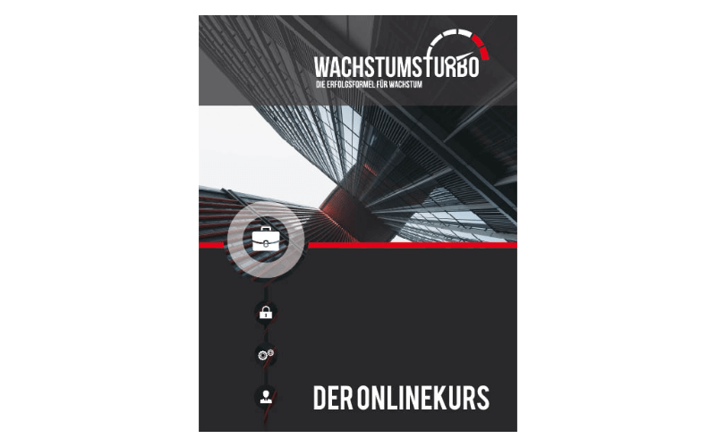 Wachstumsturbo von Dirk Kreuter