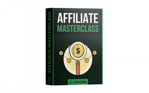 Affiliate Masterclass von Chrisfil.