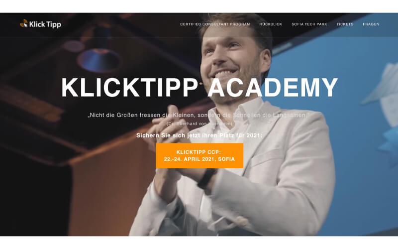 Klick-Tipp Academy