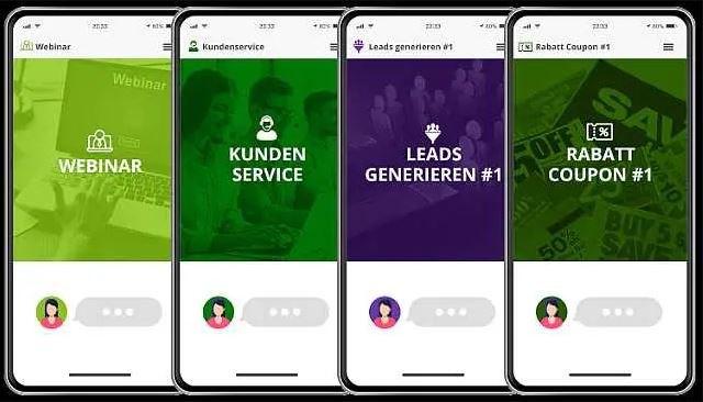 ConvertChat - die UpSells