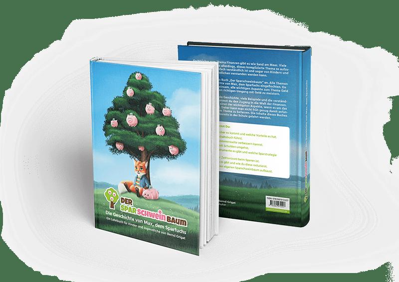 Der Sparschweinbaum.