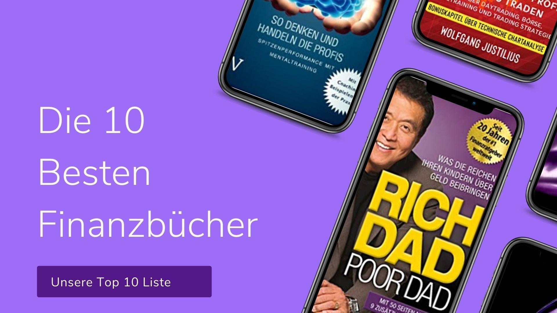 Die 10 besten Finanzbücher