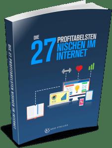 Kris-Stelljes - Die 27 profitabelsten Nischen im Internet