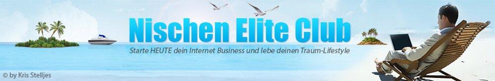 Kris Stelljes - Nischen-Elite-Club Banner
