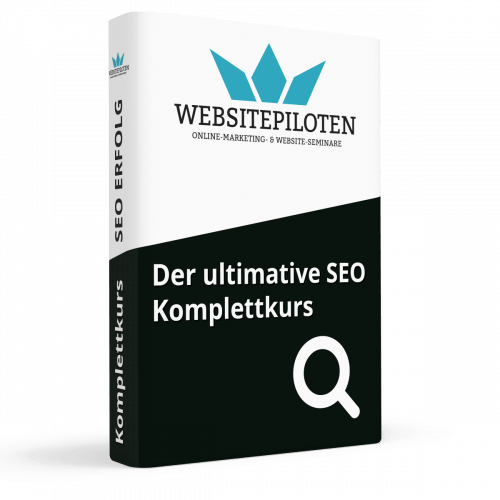 Der ultimative SEO Komplettkurs.